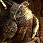 """""""Carved Owl"""" by dawnanderson"""