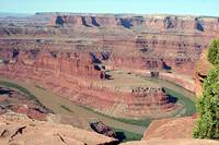 Dead Horse Point and Colorado River, Utah, USA