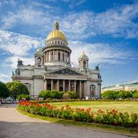 Saint Isaac's Cathedral, Saint Petersburg, Russia