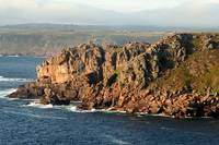 Lands End Rugged Coast, Cornwall, England