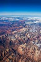 Zion from the Edge of Space