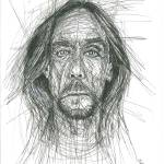 """iggy pop"" by boogie"