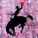 """Cowboy Rides Again"" by LimeCreekArt"