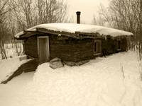 Old Sod House