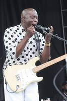 Guitarist Buddy Guy