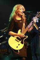 Heart Guitarist Nancy Wilson