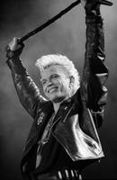 Singer Billy Idol