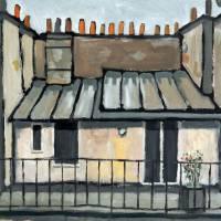 My Apartment In Paris Art Prints & Posters by Robert Holewinski