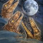 Raptor Moon by Derek Chatwood