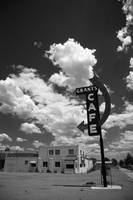 Route 66 - Grants Cafe Neon 2012