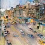 """High Line New York City Street"" by dfrdesign"