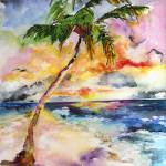 """Palm Beach and Tropical Summer Dreams"" by GinetteCallaway"