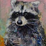 """Raccoon"" by creese"