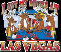 I got my Bucks in Vegas