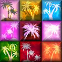 palms16500 Art Prints & Posters by Peggy Garr
