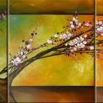 """Plum blossom"" by alexgallery"