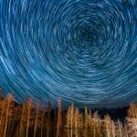 """Star Trails"" by mattsellars"