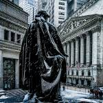 """Cold Day On Wall Street"" by ChrisLord"