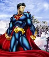 Superman Comic 1