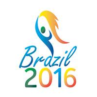 Brasil 2016 Summer Games Flaming Torch