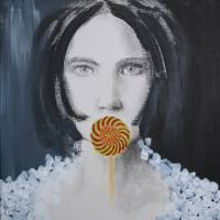 bonbon Art Prints & Posters by Dee K