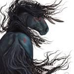 """Majestic Friesian Spirit Horse"" by AmyLynBihrle"