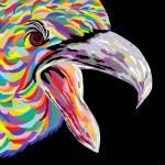 """Formidable Eagle"" by EloiseArt"