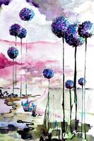 Land of the Giant Allium 4