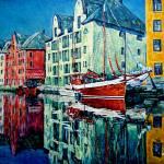"""The Reflection Of Norway"" by Liliya_Chernaya"