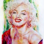 """""""Marilyn"""" by Liliya_Chernaya"""