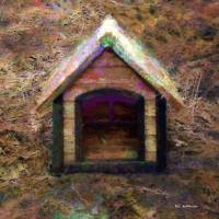 Gnome Home Art Prints & Posters by RC deWinter