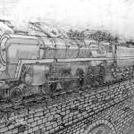 The Last of the British Rail Steam Locomotives