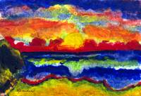 Sunrise Seascape 2b