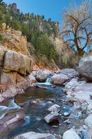 Colorado South St Vrain Canyon