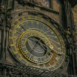 """Astronomical clock, Prague."" by FernandoBarozza"