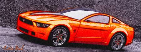 Orange-Car-Justin Beck-picture-2015108