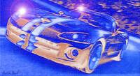Blue-Neon-Nights-Car-Justin Beck-picture-2015106