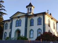 Bodega Bay School House