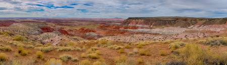 Painted Desert Panorama 2-2_HDR