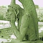 """Paris Gargoyle"" by jclaire"
