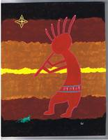 Kokopelli, Cricket. Morning Star