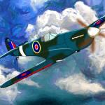 Supermarine Spitfire WWII