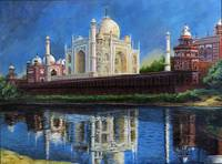The Taj Mahal Shrine of Beauty
