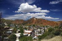 Bisbee, Arizona - B Hill 2014