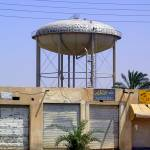 """Khalis Water Tower"" by Artsart"