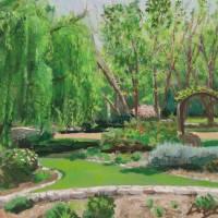 Descanso Gardens Landscape Art Prints & Posters by Dag Compeau