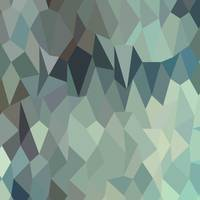 Egyptian Blue Terraces Abstract Low Polygon Backgr
