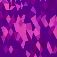 Thistle Purple Abstract Low Polygon Background