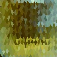 Moss Green Abstract Low Polygon Background