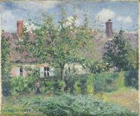 Camille Pissarro - Peasant House at Eragny